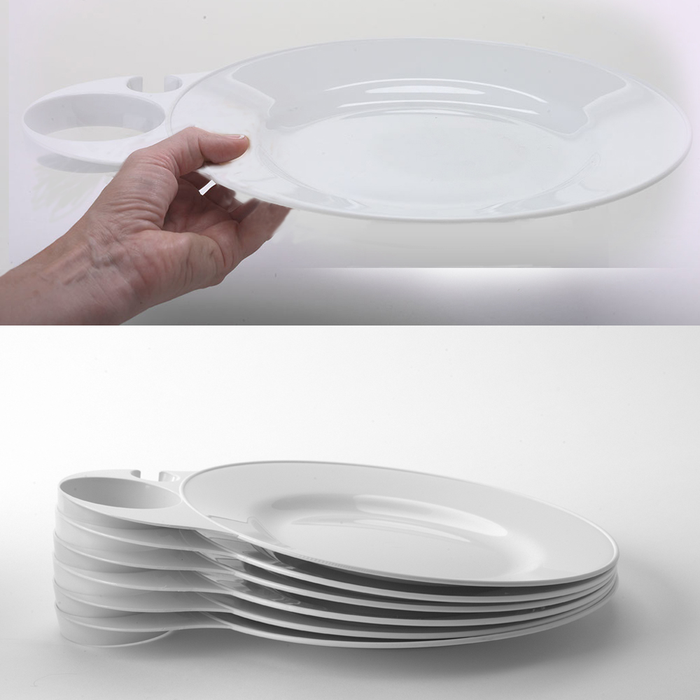 Practical Plate Single and Stack