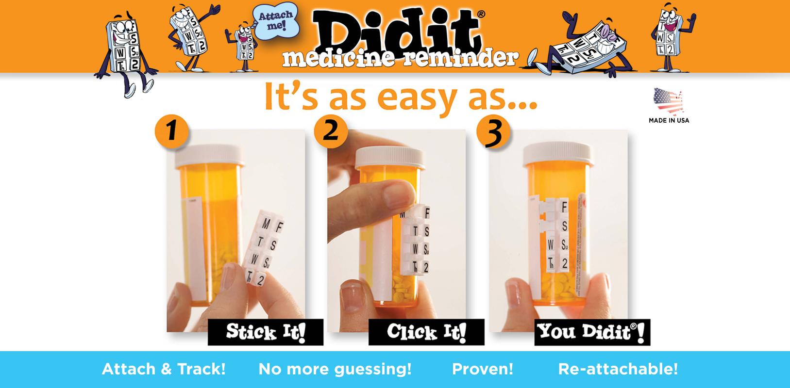 Didit Medicine Reminder
